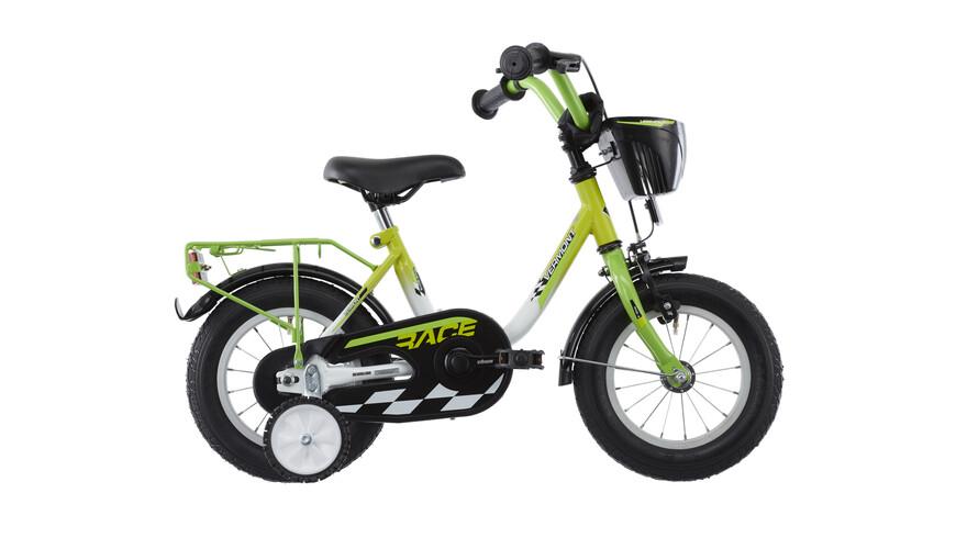 "Vermont Race Boys 12 - Bicicleta para niños 12"" - verde"